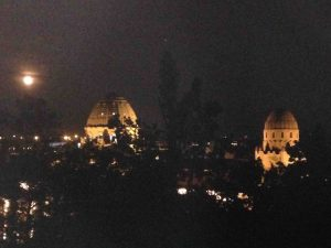 Night Domes