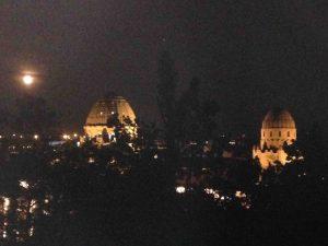 Night Domes